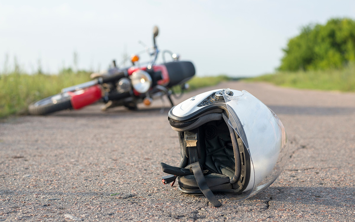 Multiple Motorcycle Accidents in Tampa Bay Area