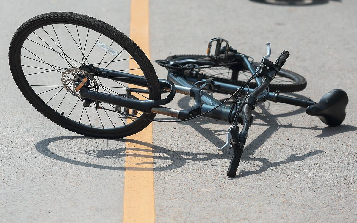 Bicyclist Killed in Crash on MLK St