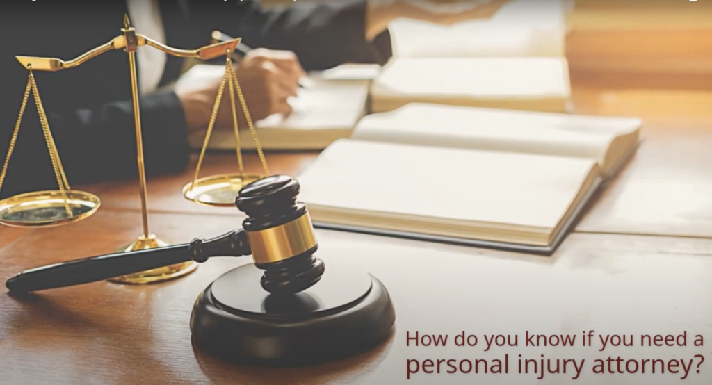 9 Signs It's Time to Get a Personal Injury Attorney video thumbnail