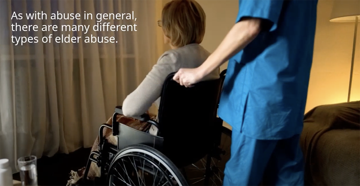 Signs of Nursing Home Abuse and Neglect video thumbnail