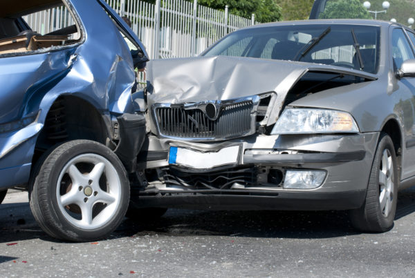 car accident involving rideshare uber accident