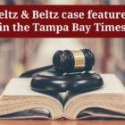 tampa bay times featured beltz & Beltz auto accident case