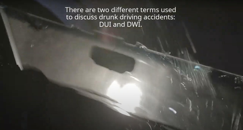 DUI vs DWI