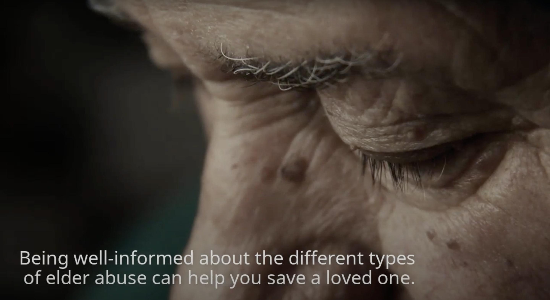Nursing Home Abuse video screen grab